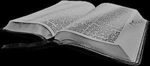 Des passages de la Bible peuvent être lus