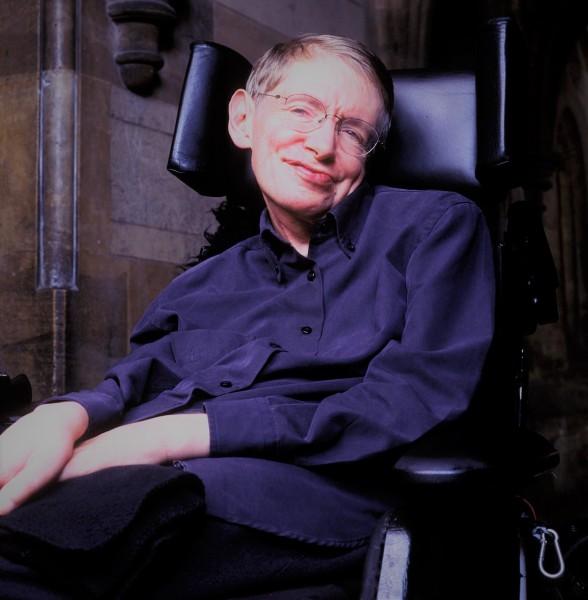 Hommage Stephen Hawking par Yves Alphé