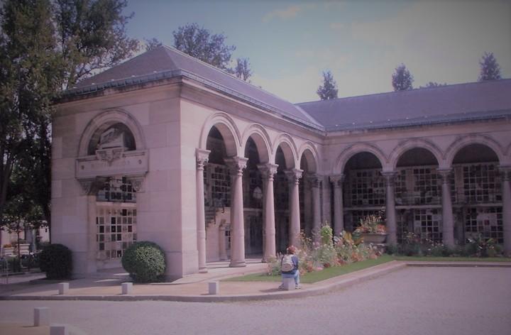 le columbarium du père-lachaise à paris